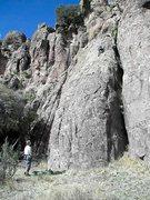 Rock Climbing Photo: Low G, FA