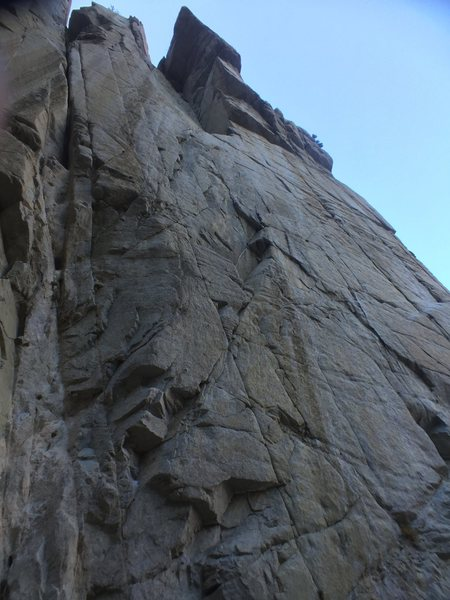 Rock Climbing Photo: Heavy Metal