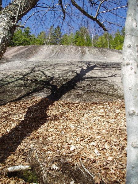 Rock Climbing Photo: 4 holes