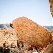Rock Climbing Photo: No spotter... don't pitch! Photo by Moe Lauchert