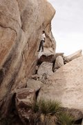 Rock Climbing Photo: Inspired by John Bachar and Peter Croft. Photo by ...