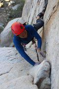 Rock Climbing Photo: Climber: Gerry Egbalic