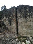 Rock Climbing Photo: The H.O.M.O. Problem