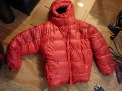 Rock Climbing Photo: Marmot Greenland Jacket  XL . Brand New .800 Fill....