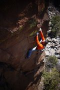 Rock Climbing Photo: Edge of an Age, Volunteer Canyon Wade Forrest phot...