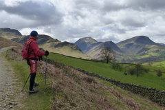 Rock Climbing Photo: Newlands Valley .. Lake District