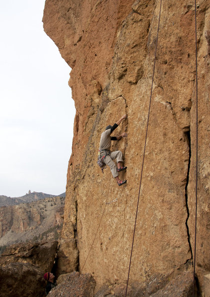 Lunatic to Love, Smith Rock