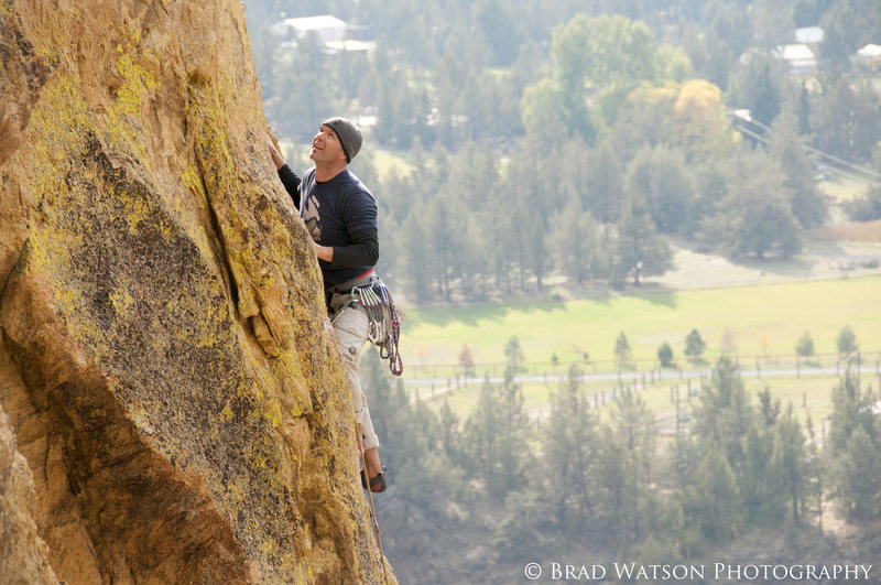 Rock Climbing Photo: Lusty Lady, Smith Rock