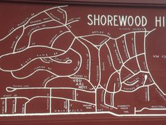 Rock Climbing Photo: The Shorewood Hills neighborhood