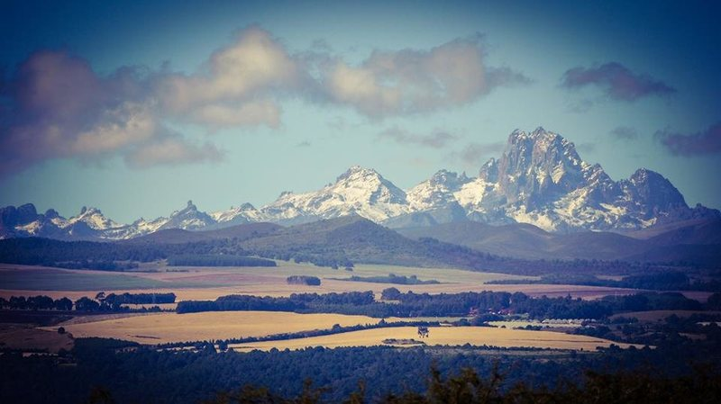 Rock Climbing Photo: Mount Kenya summit attempt