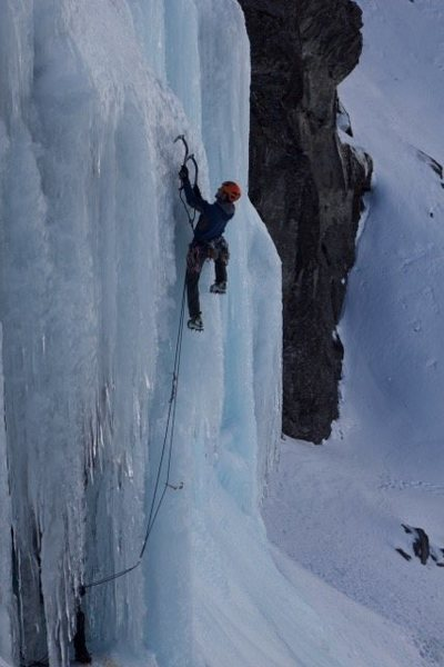 Wye Creek Ice