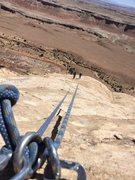 Rock Climbing Photo: Firebird - San Rafeal swell.