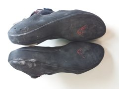 Rock Climbing Photo: Bottom of shoes