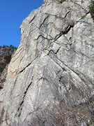 Rock Climbing Photo: The Uber Wall.