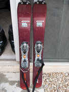 Rock Climbing Photo: Salomon Snow Blade SBten Snow Blades