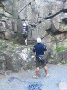Rock Climbing Photo: Taylors Falls, MN