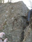 Rock Climbing Photo: The sickening