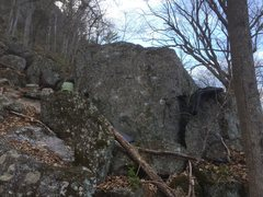 Rock Climbing Photo: Master of None boulder