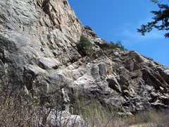 Rock Climbing Photo: Land of New Beginnings.