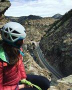 Rock Climbing Photo: Playin' Hooky