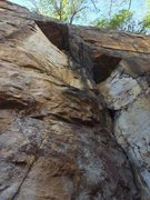 Gorgeous nuttall sandstone. Rod Serling Crack in the afternoon.