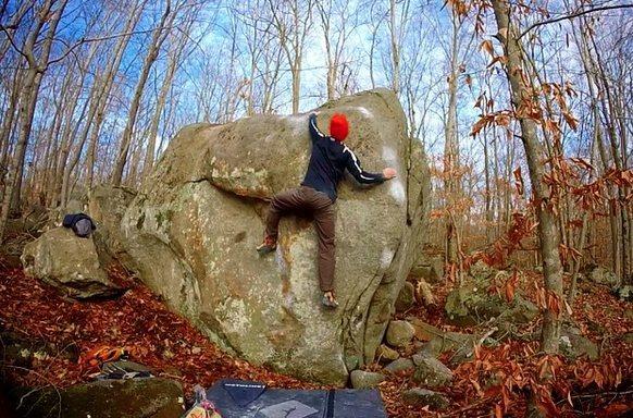 Rock Climbing Photo: microslope