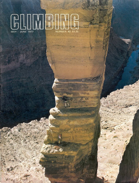 Marble Tower on cover of Climbing