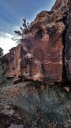 Rock Climbing Photo: Orison.