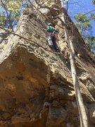 Rock Climbing Photo: Newton County Mentality