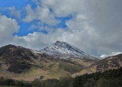 Rock Climbing Photo: Causey Pike .. Lake District