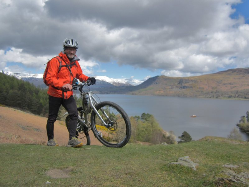 Great biking in the Lake District both Mt and road