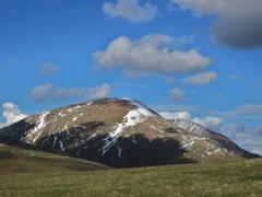 Rock Climbing Photo: Saddleback Mt ..Lake District