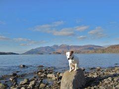 Rock Climbing Photo: Bess