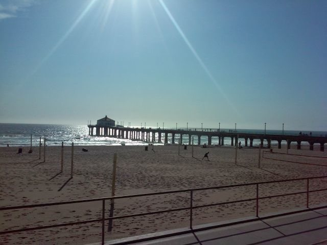 Manhattan Beach Pier, L.A. Basin