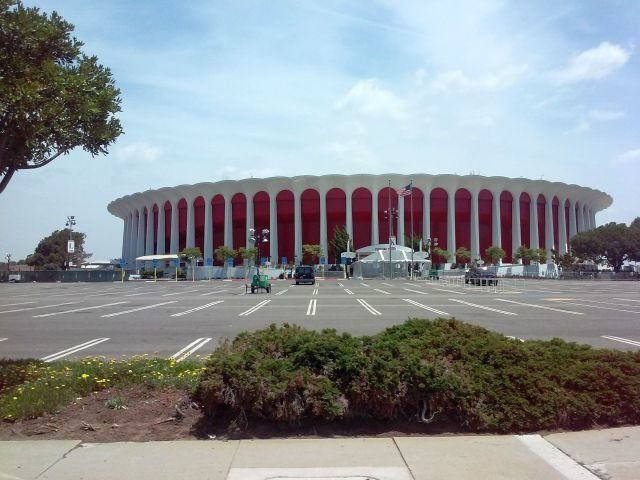 The fabulous Forum, Los Angeles County
