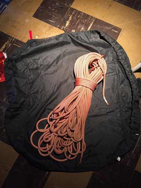 Rope and Bag