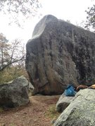 Rock Climbing Photo: The Boulder, Action Jackson and Action Deluxe in s...