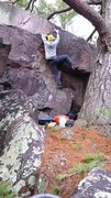 Rock Climbing Photo: Just an awesome climb!  And resides in its own chi...