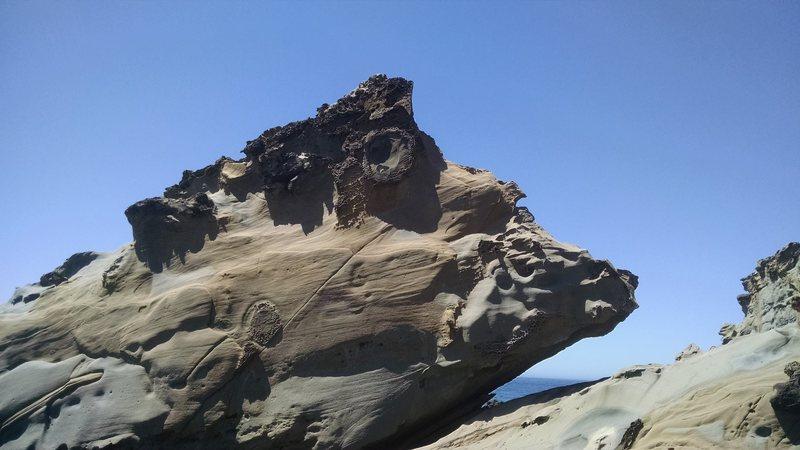 Triceratops Boulder