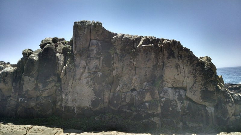 Warmup Wall