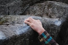Rock Climbing Photo: Look at that texture!