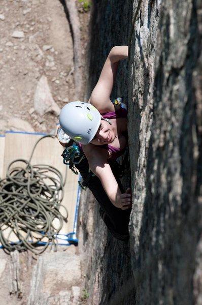 Rock Climbing Photo: Skaha