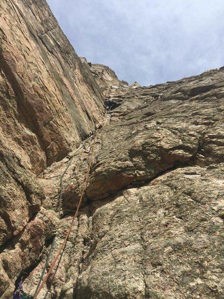Roaring Falls, Pitch 2