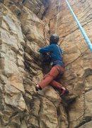 Rock Climbing Photo: right corner