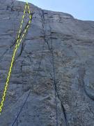 Rock Climbing Photo: Concrete Jungle on the left.