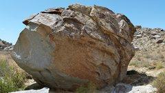 Rock Climbing Photo: Shaded north facing climbs.
