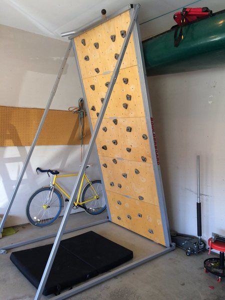 Rock Climbing Photo: Boulderboard