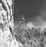 Rock Climbing Photo: Me 2