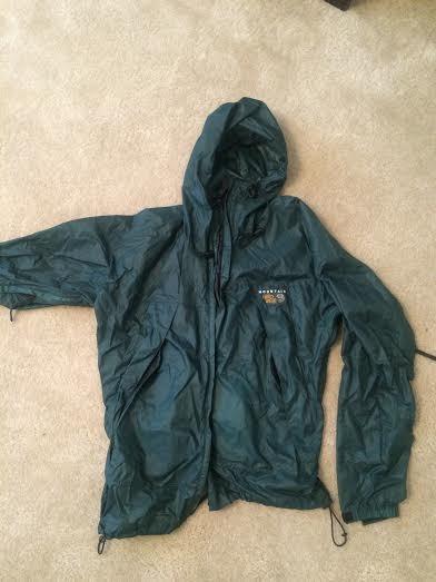 Rock Climbing Photo: Green Mountain Hardwear jacket men's medium