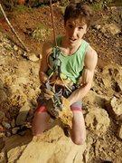 Rock Climbing Photo: Careful on the choss folks. The rock surrounding t...